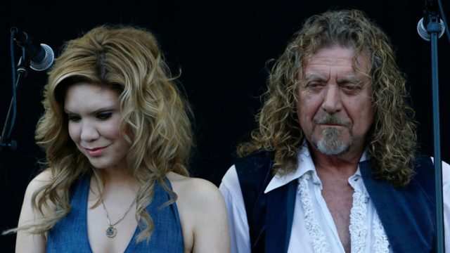 Robert Plant Alison Krauss High And Lonesome