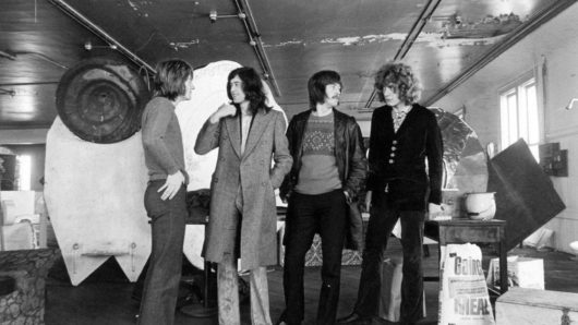 Work On The New 'Becoming Led Zeppelin' Documentary Concludes