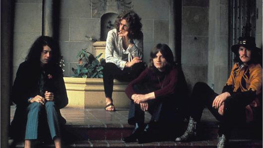Led Zeppelin Documentary To Premiere At Venice International Film Festival