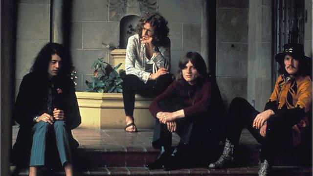 Led Zeppelin Venice Film Festival