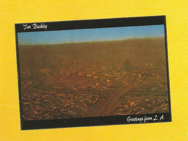 Greetings From LA: Tim Buckley's Frisky Missive From The City Of Angels