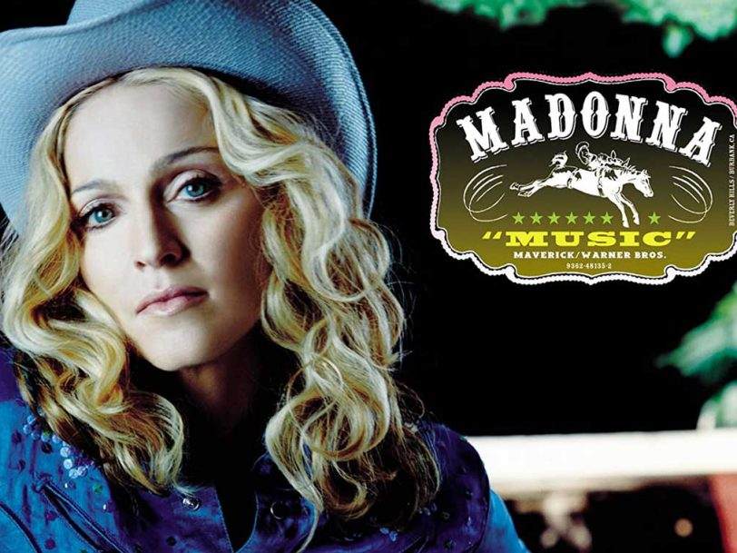 Music: Making The People Come Together Over Madonna In The 2000s