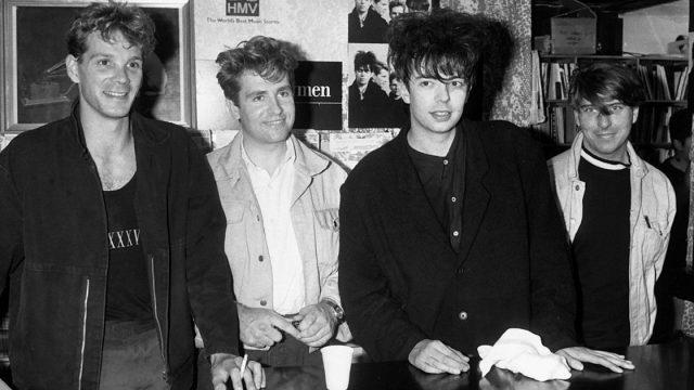 Echo Bunnymen Four Landmark Album Vinyl Reissues