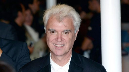 David Byrne Receives Special Tony Award For 'American Utopia'