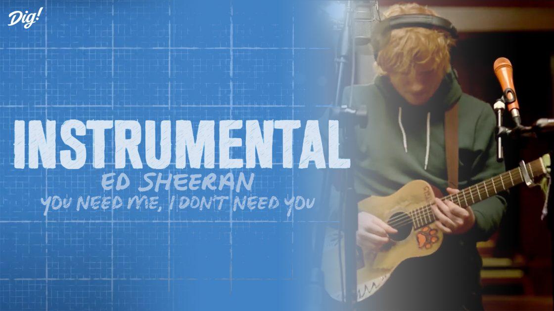Instrumental Ed Sheeran