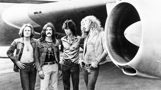 Watch The First Teaser Clip From 'Becoming Led Zeppelin' Doc