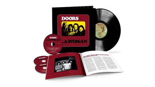 The Doors 'LA Woman' 50th Anniversary Deluxe Edition Announced