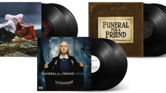Funeral For A Friend To Reissue First Three Albums On Vinyl