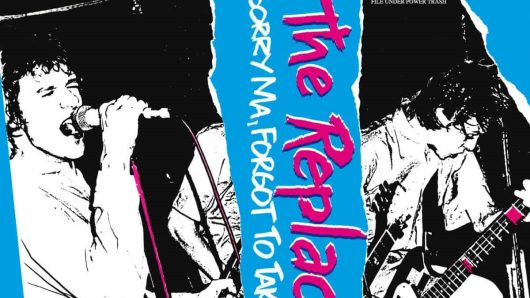 Sorry Ma, Forgot To Take Out The Trash: The Replacements' Unapologetically Wild Debut