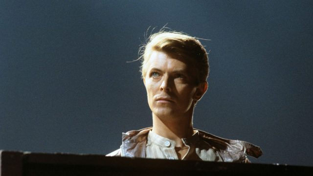 David Bowie London New York Pop Up Stores