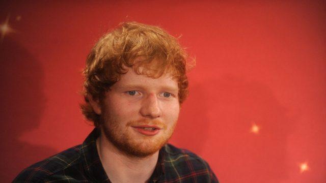 Ed Sheeran Elton John 2021 BMI London Awards