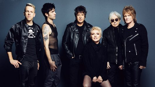Blondie Reschedule UK Tour With Johnny Marr For 2022