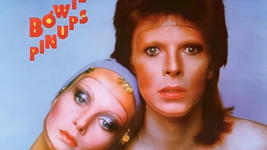 Pin Ups: How David Bowie Created A Model Covers Album