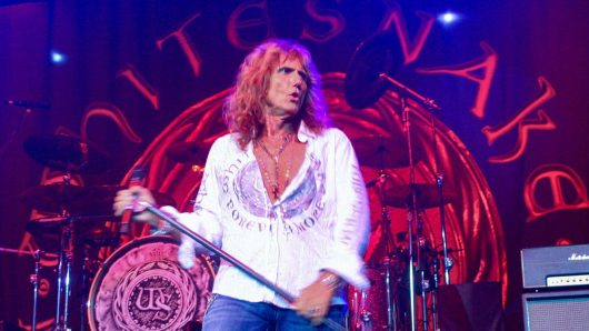 Watch Upgraded HD Video Of Whitesnake's 'Don't Fade Away'